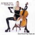 ATROCITY werk 80 CD 1997 GOTHIC METAL