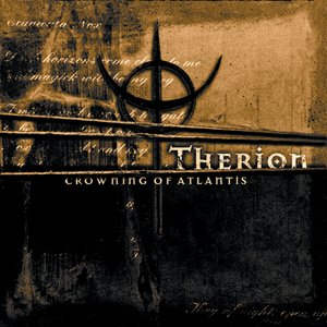 THERION crowning of atlantis CD 2001 GOTHIC HEAVY METAL