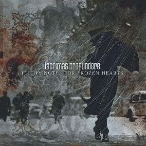 LACRIMAS PROFUNDERE filthy notes frozen hearts CD 2006 GOTHIC METAL