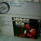 JORGE BEN A L'Olympia LP 1975 BRAZIL FUNK SOUL BLACK MU