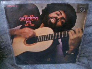 GILBERTO GIL S/T(1971) LP 1971 ORIGINAL PSYCHO TROPICAL