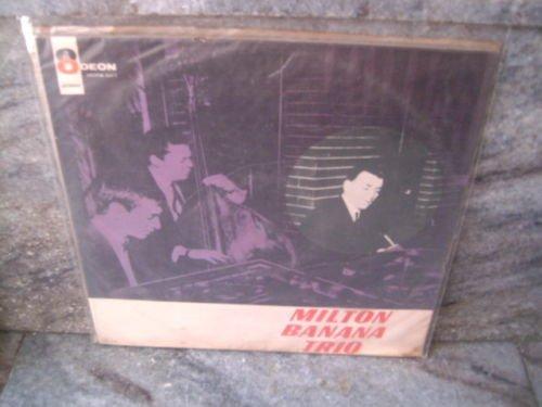 MILTON BANANA TRIO S/T(1963) LP 1963 BRAZIL JAZZ BOSSA