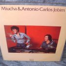 MIUCHA & TOM JOBIM Miucha & Tom LP 1977 ORIGINAL NEAR M
