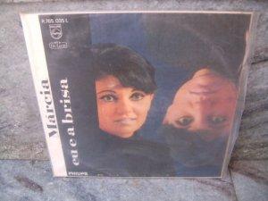 MARCIA Eu e a Brisa LP 1968 JOHNNY ALF BOSSA NOVA