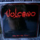 VULCANO Who Are The True? LP 1988 BRAZIL METAL