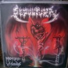 SEPULTURA Morbid Visions LP 1986 ORIGINAL 1ST PRESS
