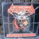 ATTOMICA Disturbing The Noise LP 1991 BRAZIL SPEED TRAS