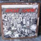 V.A. Ataque Sonoro LP 1986 BRAZIL PUNK COMPILATION