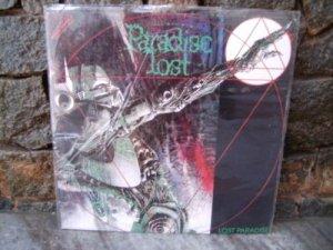 PARADISE LOST Lost Paradise LP 1990 OR NM BRAZIL BONUS