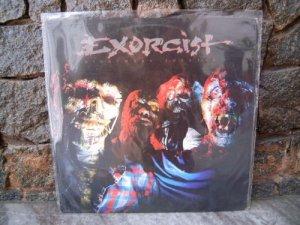EXORCIST Nightmare Theatre LP 1986 NEAR MINT VINYL