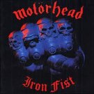 MOTORHEAD iron fist CD 1982 ROCK**