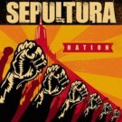 SEPULTURA nation CD 2001 HARDCORE GROOVE METAL**