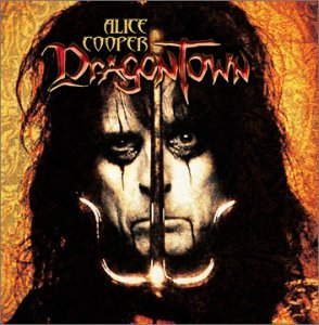 ALICE COOPER dragontown CD 2001 INDUSTRIAL HARD ROCK**