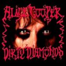 ALICE COOPER dirty diamonds CD 2005 HARD ROCK**
