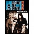 MÖTLEY CRÜE behind the music DVD 1999 HARD ROCK