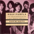 DEEP PURPLE AND THE ORCHESTRA OF THE LIGHT MUSIC SOCIETY gemini live MINI VINYL CD 1993 HARD ROCK