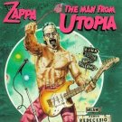 FRANK ZAPPA the man from utopia MINI VINYL CD 1983 COMEDY ROCK