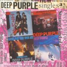DEEP PURPLE the singles a's & b's MINI VINYL CD 1993 HARDROCK