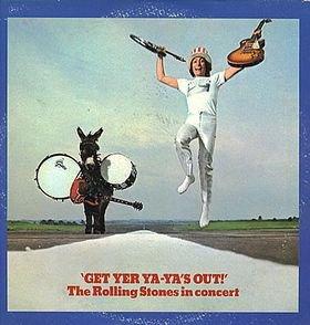 ROLLING STONES 'get yer ya-ya's out!' MINI VINYL CD 1970 ROCK