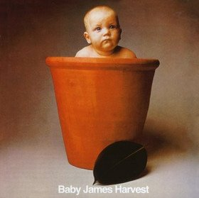 BARCLAY JAMES HARVEST baby james harvest MINI VINYL CD 1972 PROGRESSIVE ROCK