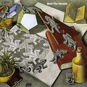 MOTT THE HOOPLE mott the hoople MINI VINYL CD 1969 HARD ROCK