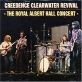 CREEDENCE CLEARWATER REVIVAL the royal albert hall concert 2CD + DVD 2005 ROCK