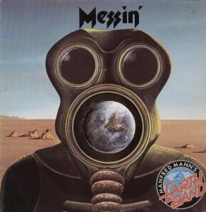 MANFRED MANN'S EARTH BAND messin' MINI VINYL CD 1973 PROGRESSIVE ROCK