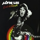 ALVIN LEE let it rock MINI VINYL CD 1978 ROCK