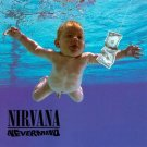 NIRVANA nevermind MINI VINYL CD 1991 GRUNGE