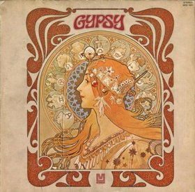 GYPSY gypsy MINI VINYL CD 1970 PROGRESSIVE ROCK
