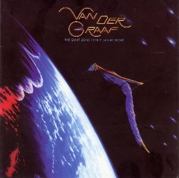 VAN DER GRAAF GENERATOR the quiet zone / the pleasure dome MINI VINYL CD 1970 PROGRESSIVE