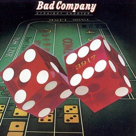 BAD COMPANY straight shooter MINI VINYL CD 1975 HARD ROCK