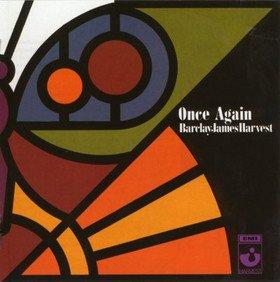BARCLAY JAMES HARVEST once again MINI VINYL CD 1971 PROGRESSIVE ROCK