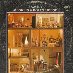 FAMILY music in a doll's house MINI VINYL  CD 1968 PSYCHEDELIC ROCK