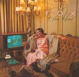 FOX blue hotel MINI VINYL CD 1977 ROCK