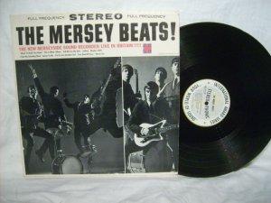 THE BEATS Merseysound LP 1964 LOU REED JJ CALE FAKE BEATLES BAND
