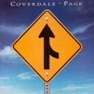 COVERDALE . PAGE coverdale . page CD 1991 HARD ROCK
