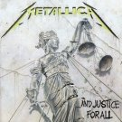 METALLICA ...and justice for all MINI VINYL CD 1988 THRASH METAL