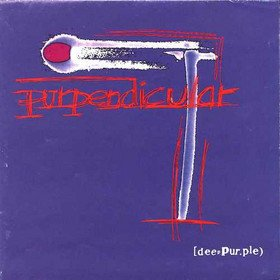 DEEP PURPLE perpendicular CD 1996 HARD ROCK