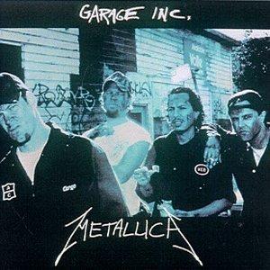 METALLICA garage inc 2CD 1998 HEAVY METAL