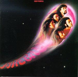 DEEP PURPLE fireball CD 1971 HARD ROCK