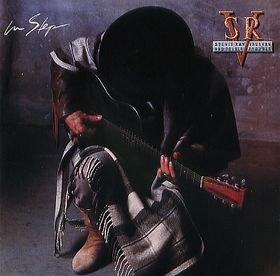 STEVIE RAY VAUGHAN in step CD 1989 BLUES ROCK