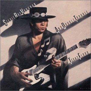 STEVIE RAY VAUGHAN texas flood CD 1983 BLUES ROCK