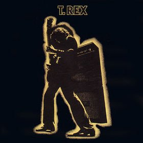 T.REX electric warrior CD 1971 GLAM ROCK