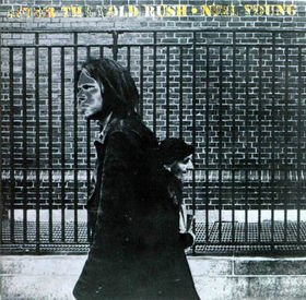 NEIL YOUNG after the gold rush CD 1970 COUNTRY ROCK