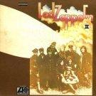 LED ZEPPELIN led zeppelin II CD 1969 HARD ROCK