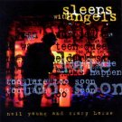 NEIL YOUNG sleep with angels CD 1994 COUNTRY ROCK