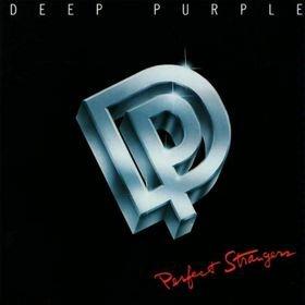 DEEP PURPLE perfect strangers CD 1984 HARD ROCK