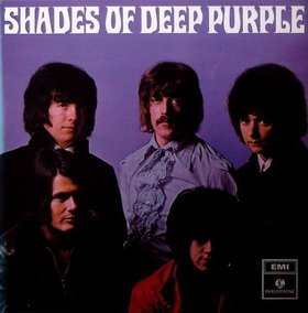 DEEP PURPLE shades of deep purple CD 1968 HARD ROCK