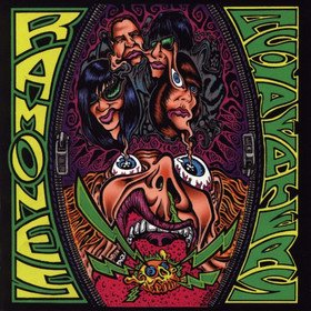 RAMONES acid eaters CD 1993 PUNK ROCK